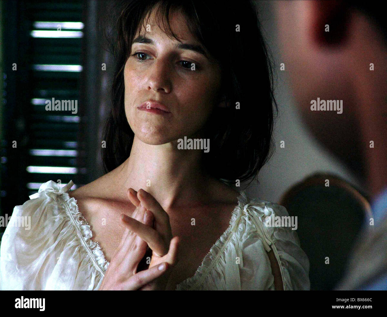 CHARLOTTE GAINSBOURG THE CITY OF YOUR FINAL DESTINATION (2009) - Stock Image