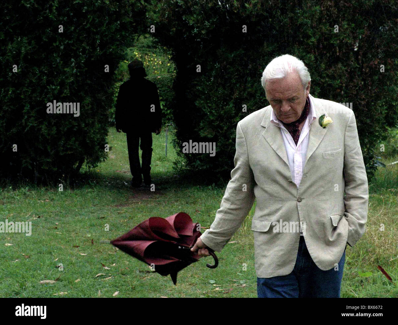 ANTHONY HOPKINS THE CITY OF YOUR FINAL DESTINATION (2009) - Stock Image