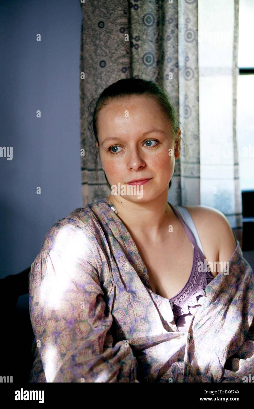 SAMANTHA MORTON THE MESSENGER (2009) - Stock Image