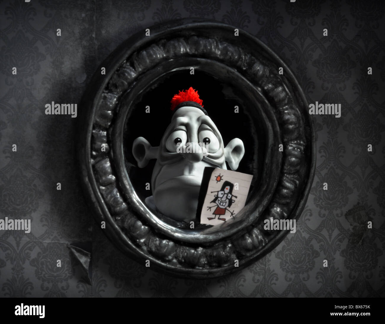 Max Mary And Max 2009 Stock Photo Alamy