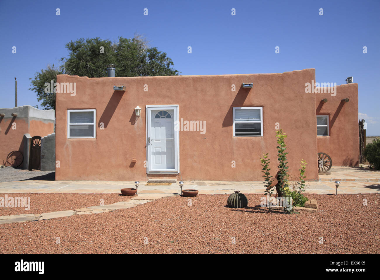 Good Adobe Building Home - adobe-house-stanley-new-mexico-united-states-of-america-north-america-BX68K5  You Should Have_100556.jpg