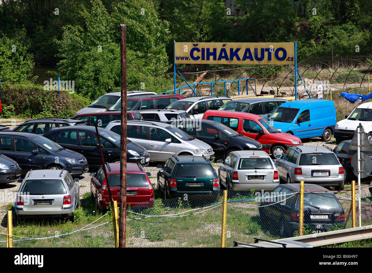 Car Lot Sales Orders