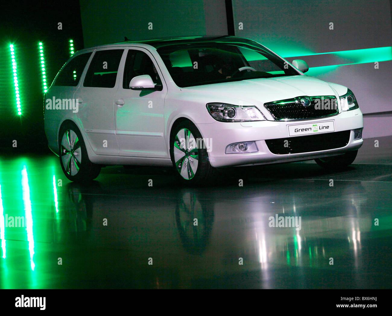France Czech Automotive Skoda Stock s & France Czech Automotive
