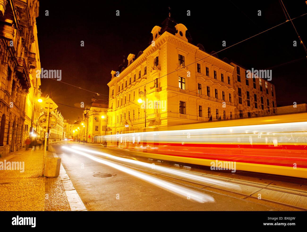 The Four Seasons Hotel, Prague---The Four Seasons Hotel, Prague Stock Photo