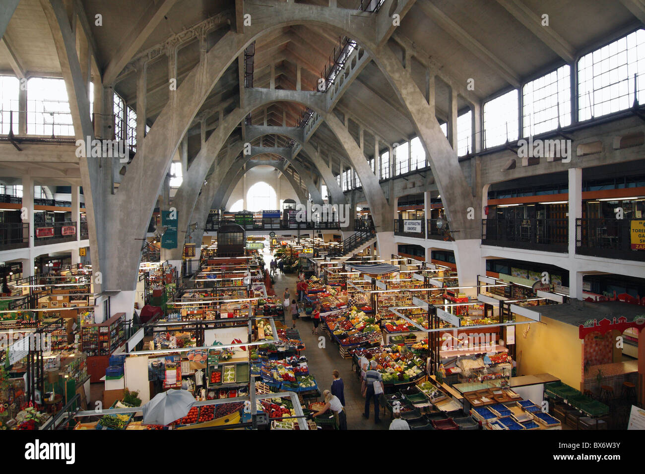 Indoor Food Market Wroclaw