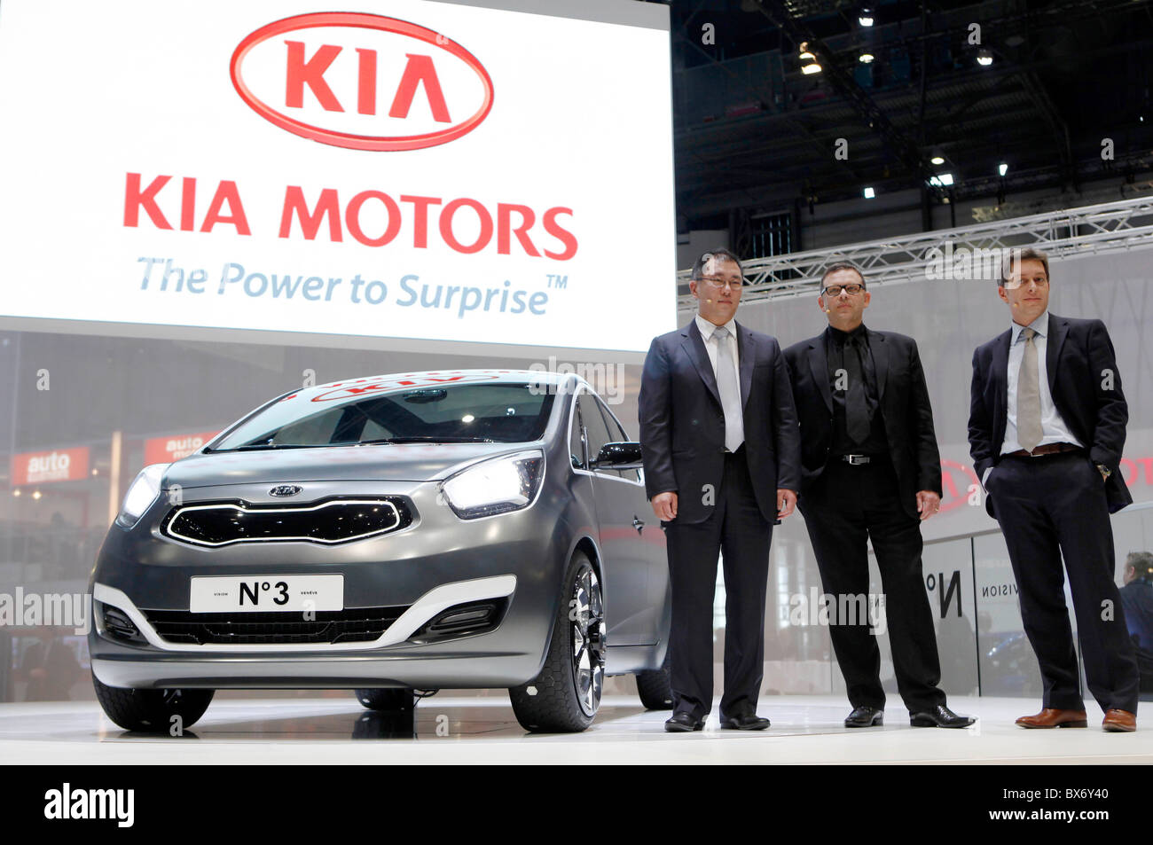 how to buy kia motors stock
