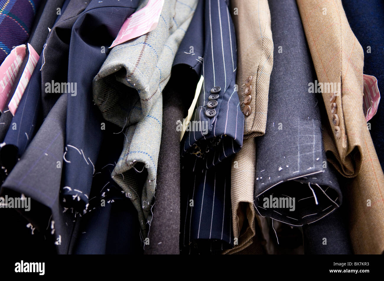 Tailors for Lodger Footwear - Norton and Sons - - Stock Image