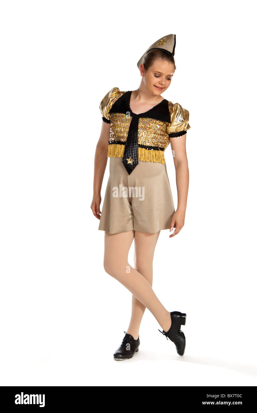 Young girl in a 1940s swing / jazz Candyman dance costume  sc 1 st  Alamy & Young girl in a 1940s swing / jazz Candyman dance costume Stock ...