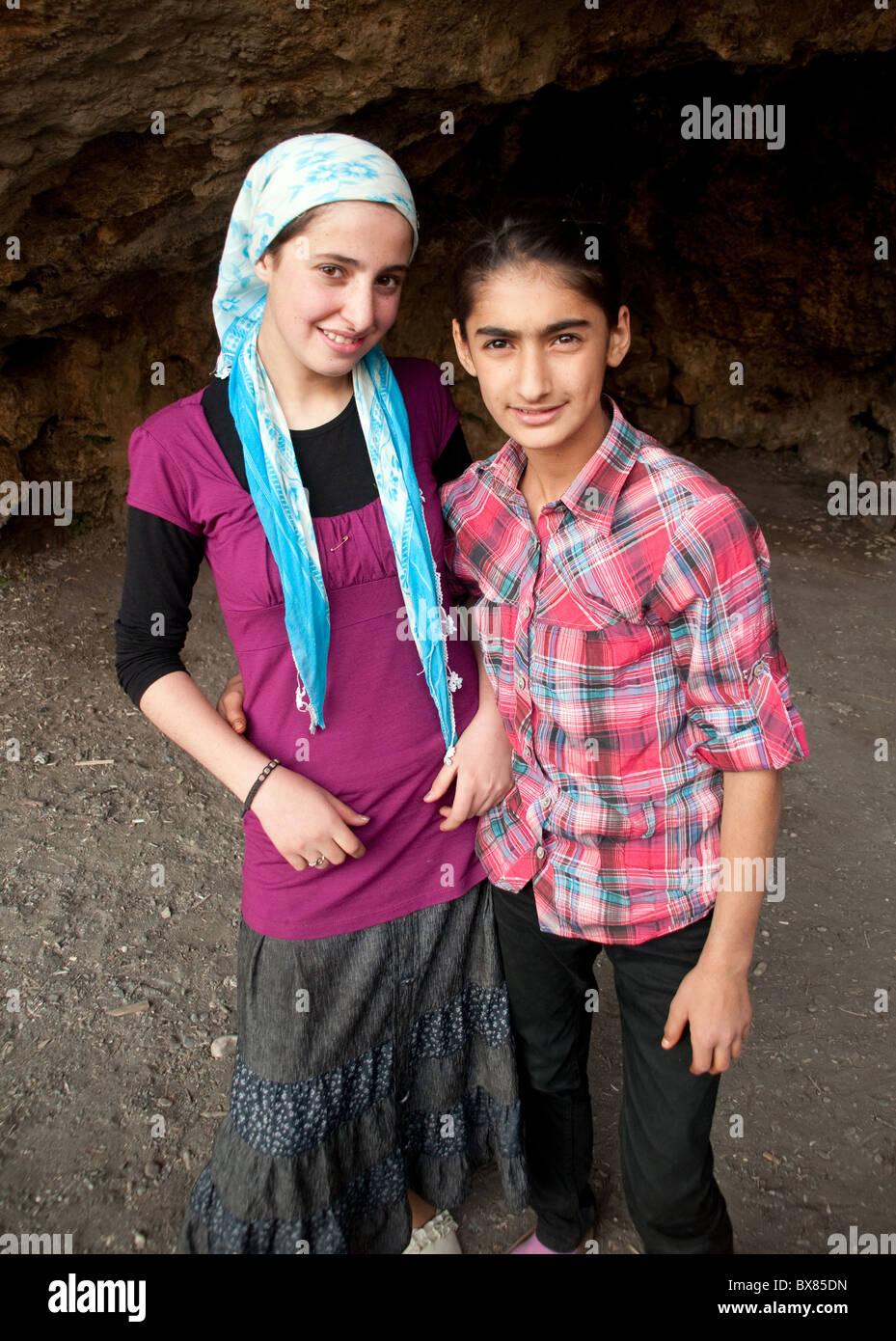 Курдских девушки
