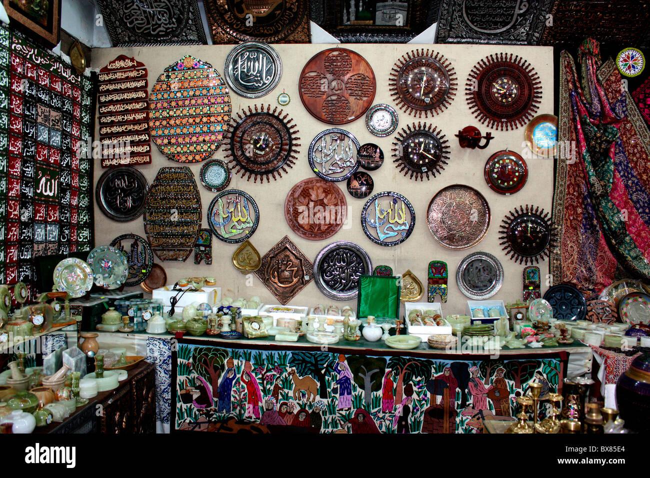 Handicrafts On Display At Muree Pakistan Stock Photo 33371356 Alamy