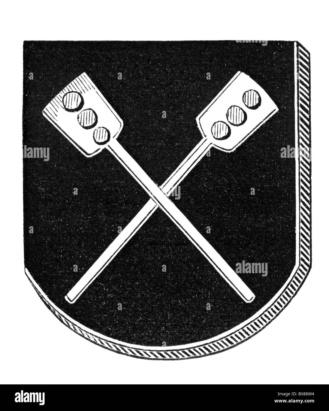 guild Plate from 3mm Steel from 40cm € 90cm from 68, Baker/'s Guild character