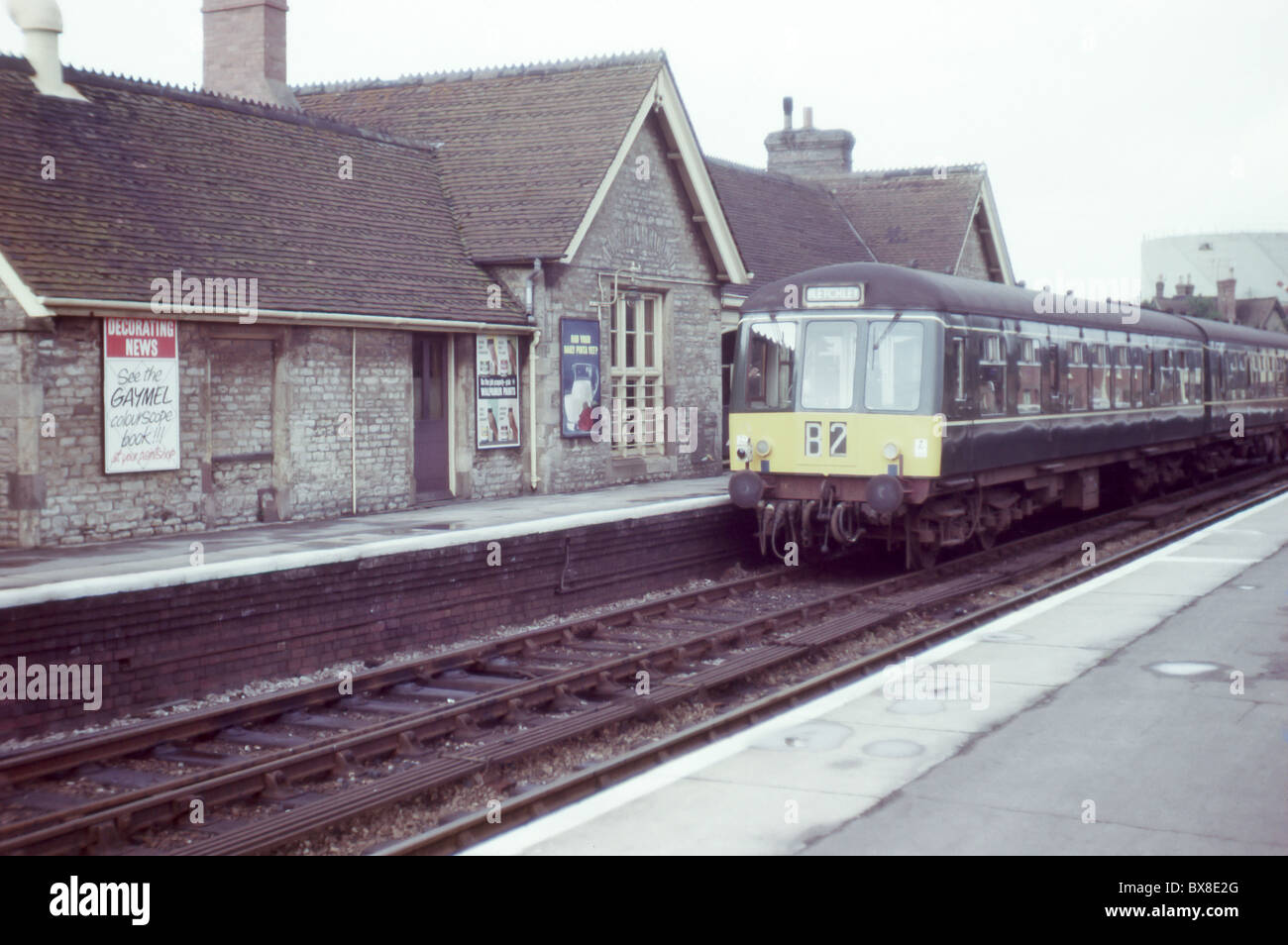 british railway 1960s stock photos british railway 1960s. Black Bedroom Furniture Sets. Home Design Ideas