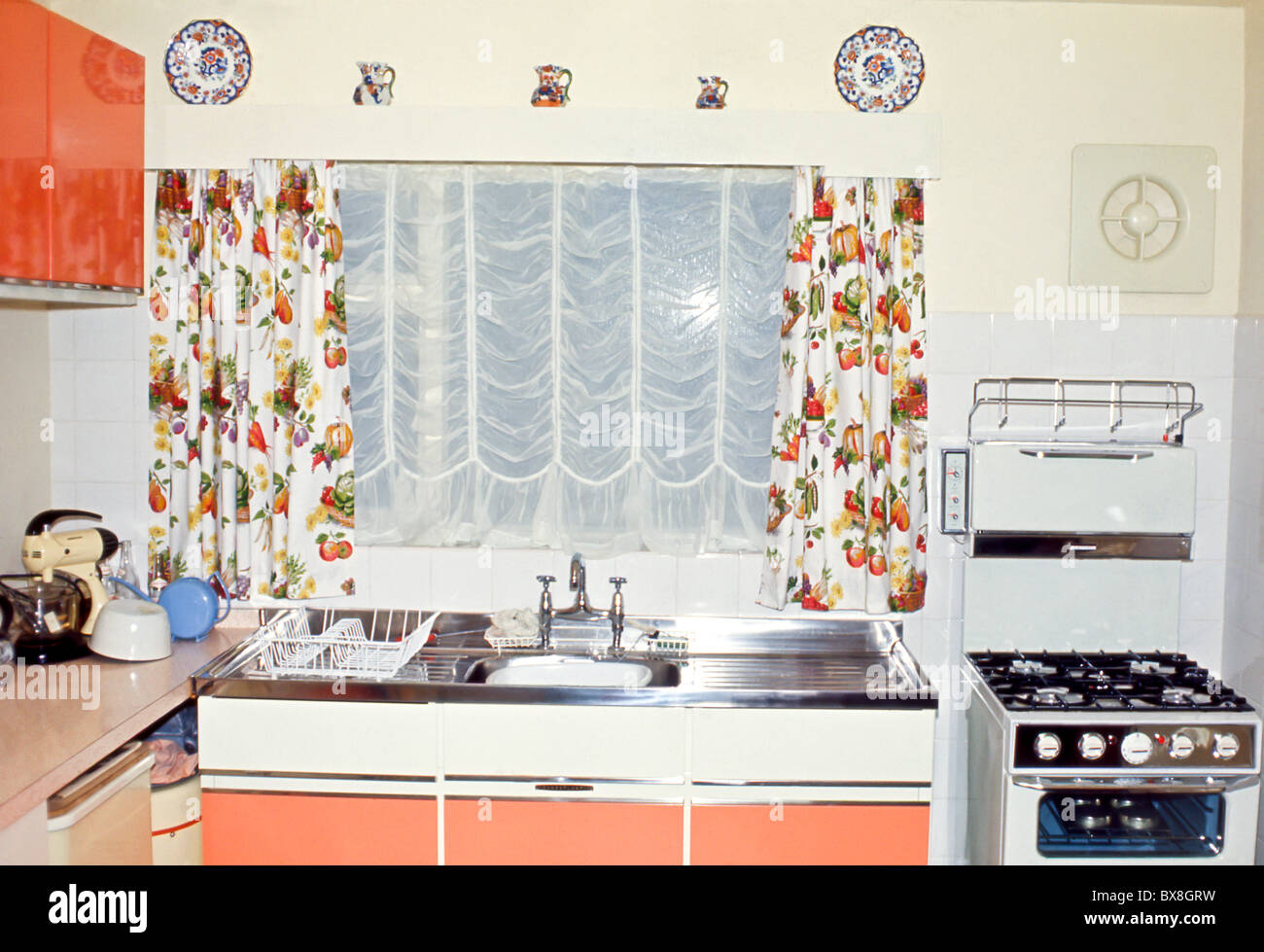 1960s Kitchen Appliances High Resolution Stock Photography And Images Alamy