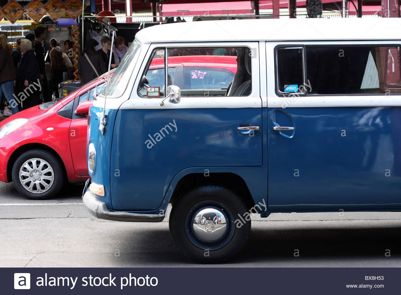 Volkswagen Van Stock Photos Amp Volkswagen Van Stock Images
