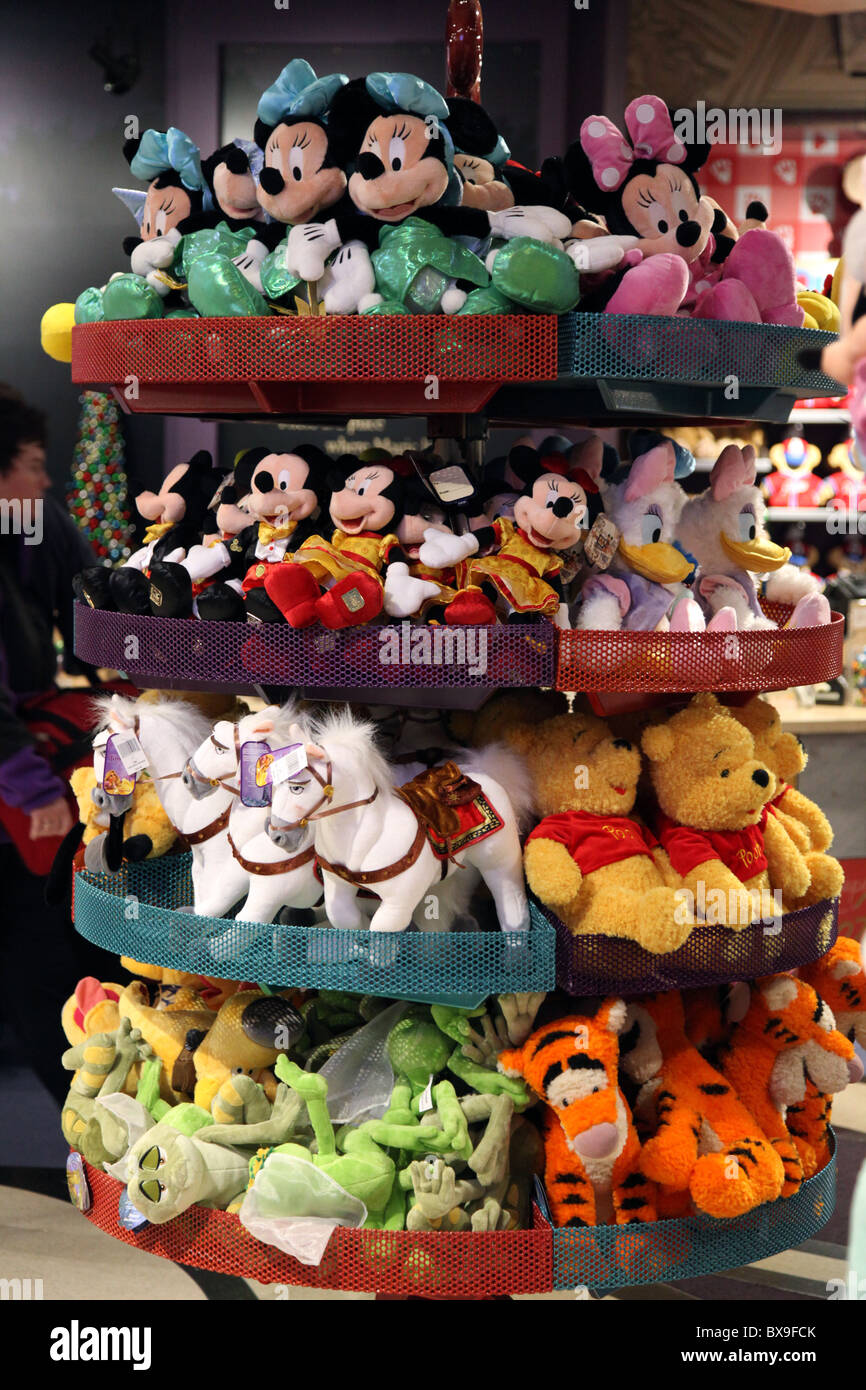 the disney earport store sells toys games and themed keepsake items