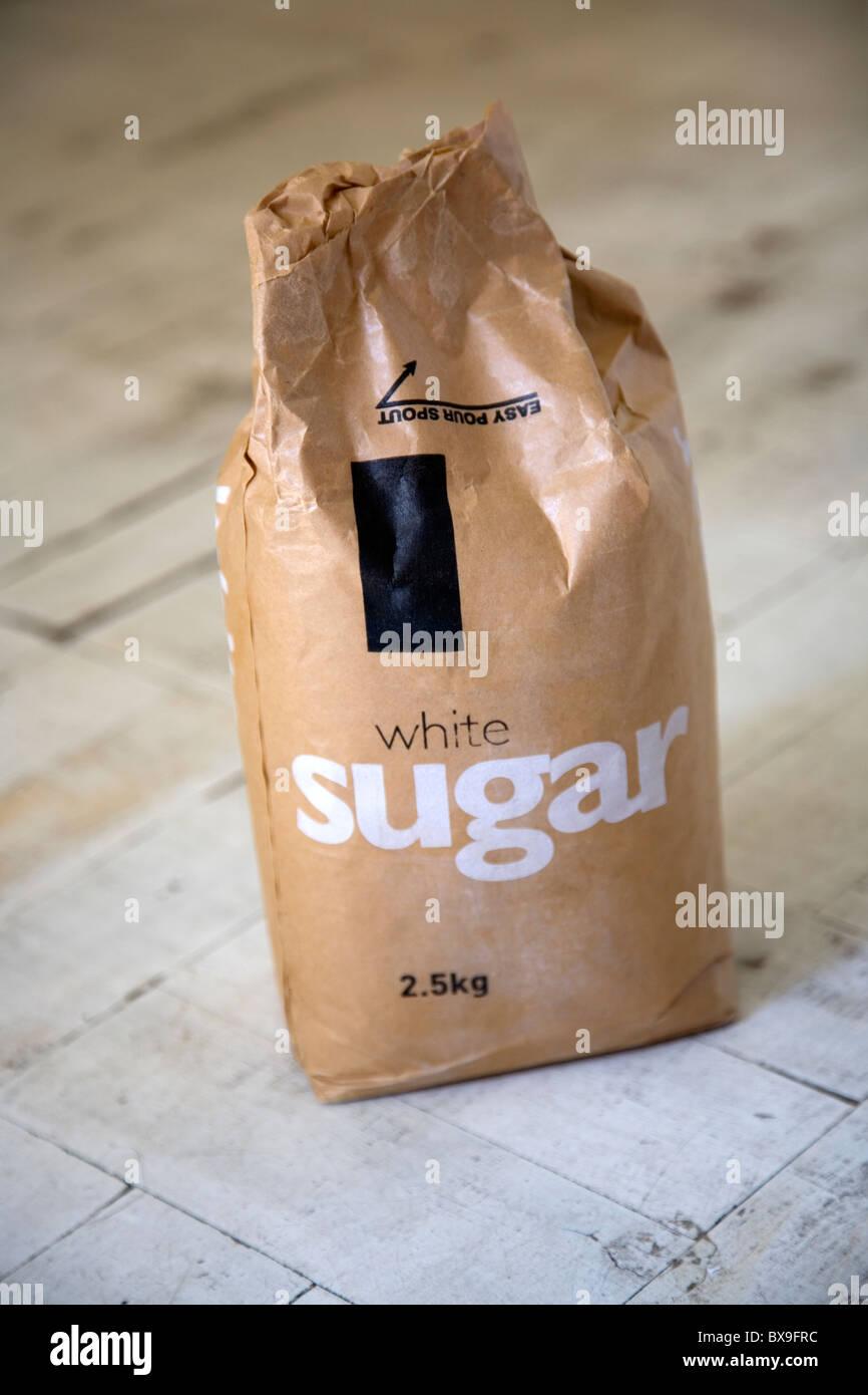 Bag Of Sugar Stock Photos Amp Bag Of Sugar Stock Images Alamy