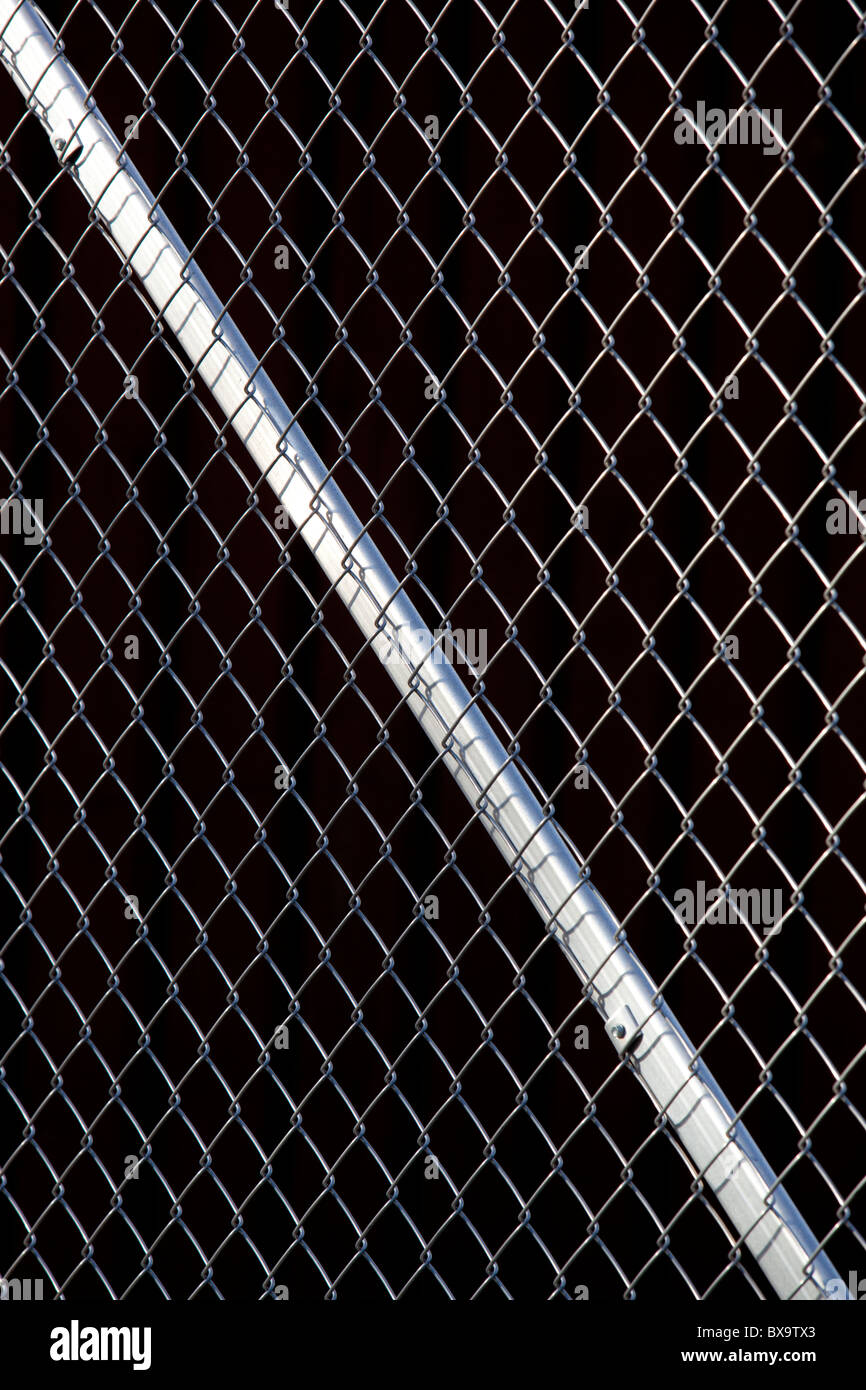Woven Wire Fence Stock Photos & Woven Wire Fence Stock Images - Alamy