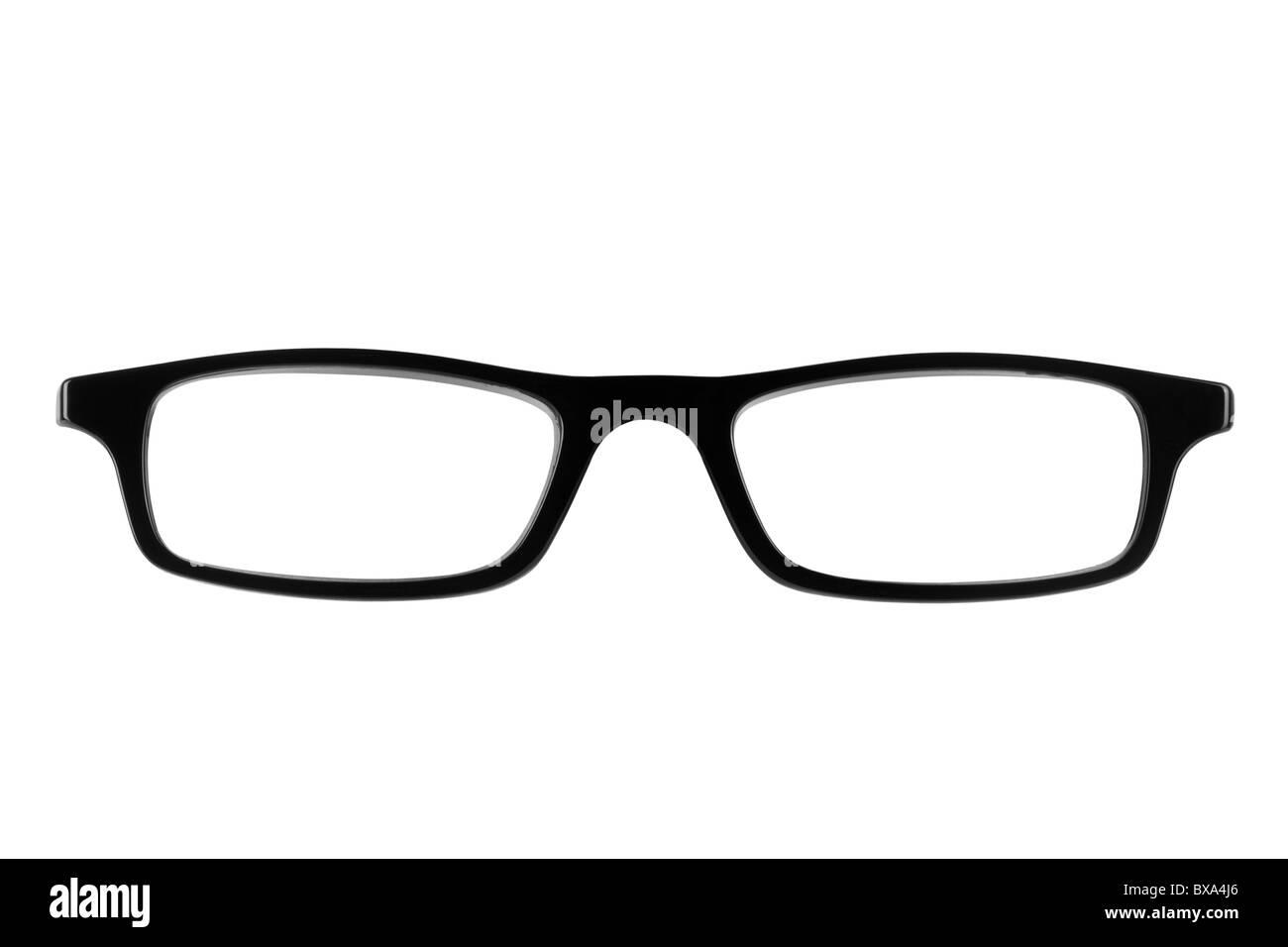 Photo of Black female spectacle frames - Stock Image