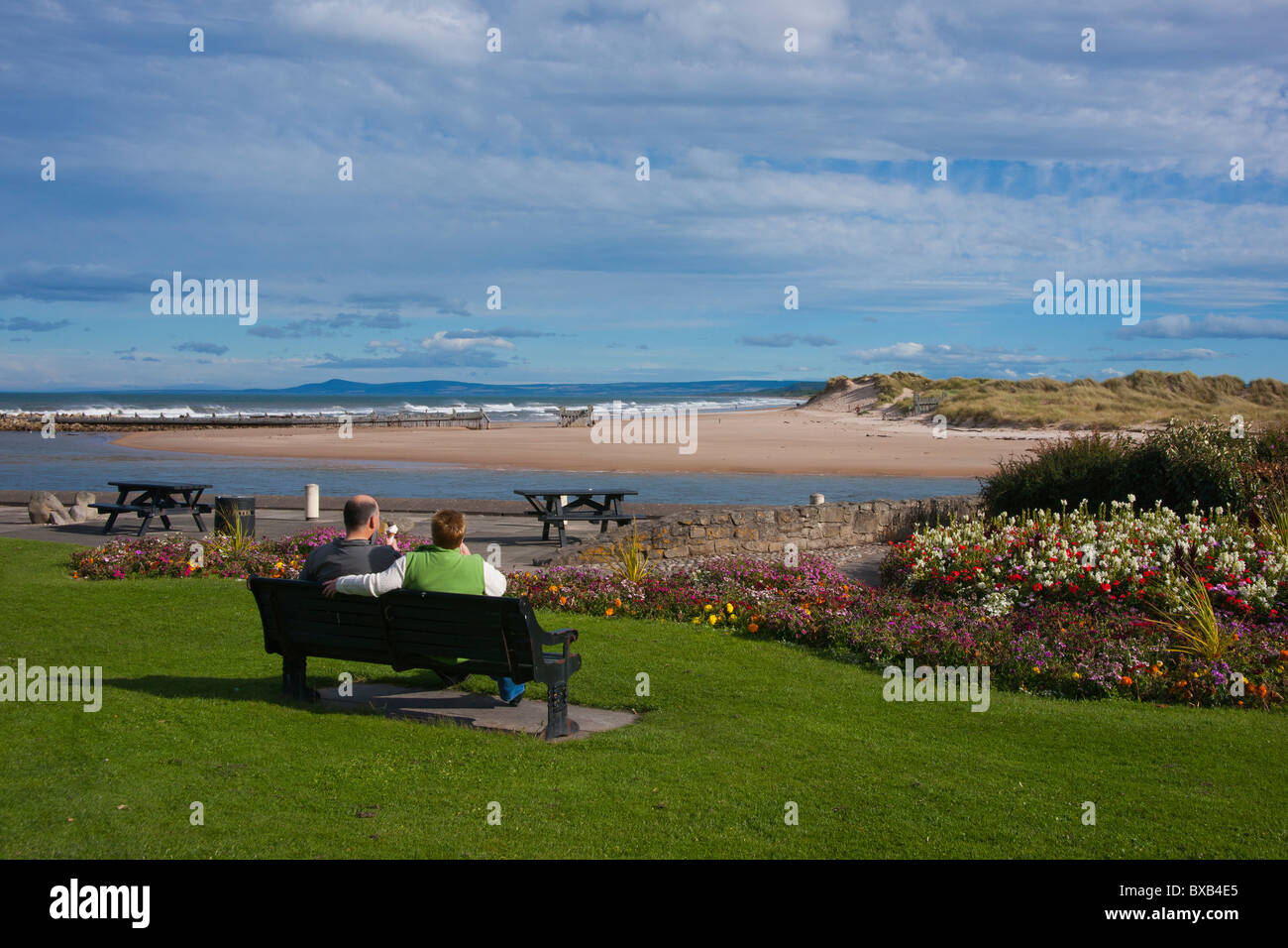 Lossiemouth, Highland Region, Scotland, September, 2010 - Stock Image