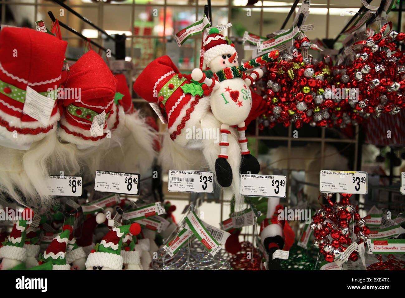 Michaels Christmas Ornaments.Christmas Hats And Ornaments For Sale In Michael S Store In