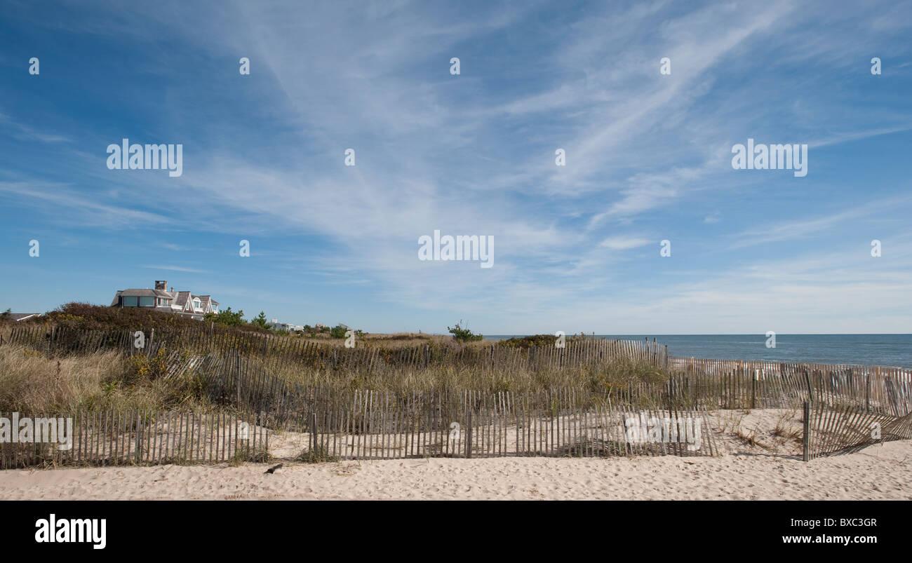 The Hamptons, Sag Harbor, New York - Stock Image