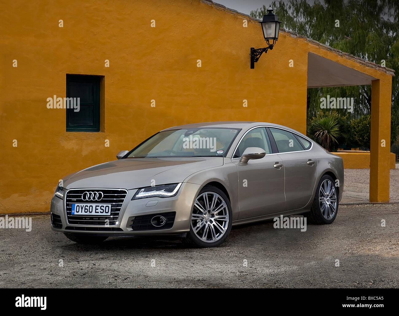 Audi A7 Sportback - Stock Image