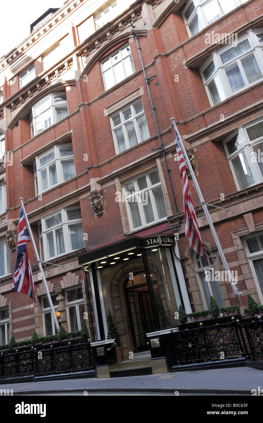 Situated in the ever popular St James district in London ...