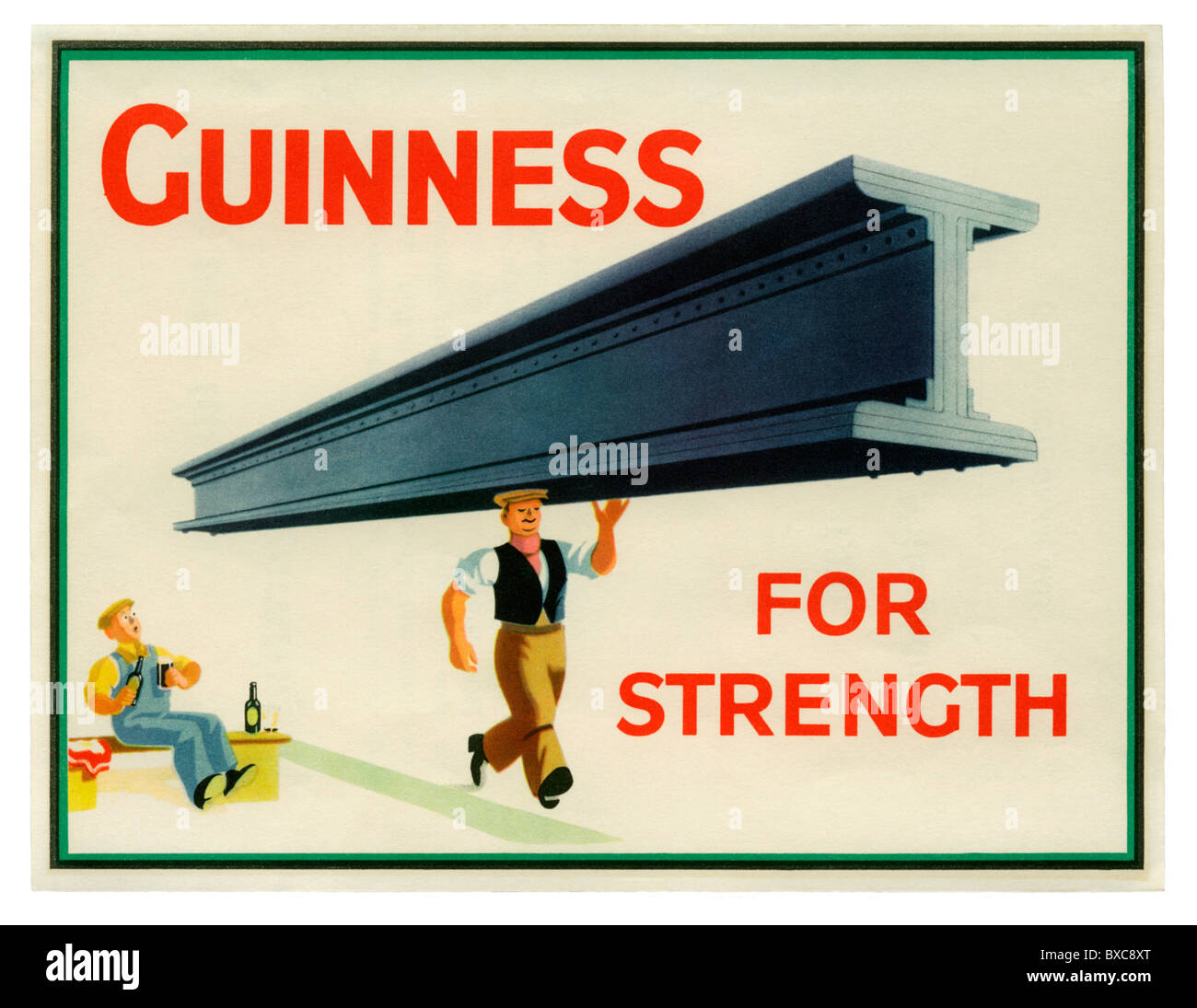Guinness Poster Stock Photos Guinness Poster Stock Images Alamy