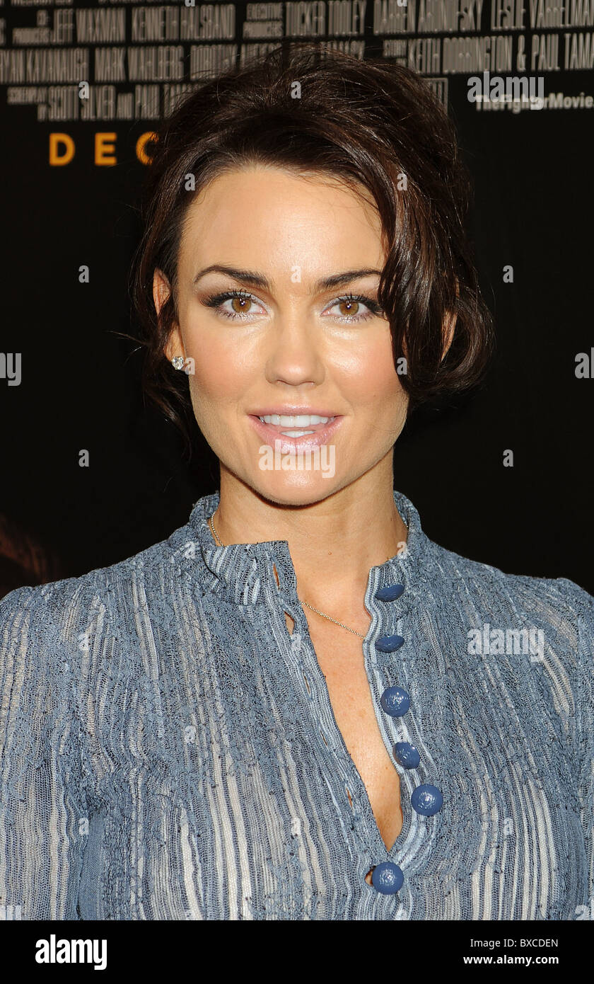 KELLY CARLSON  US TV and film actress in December 2010. Photo Jeffrey Mayer - Stock Image
