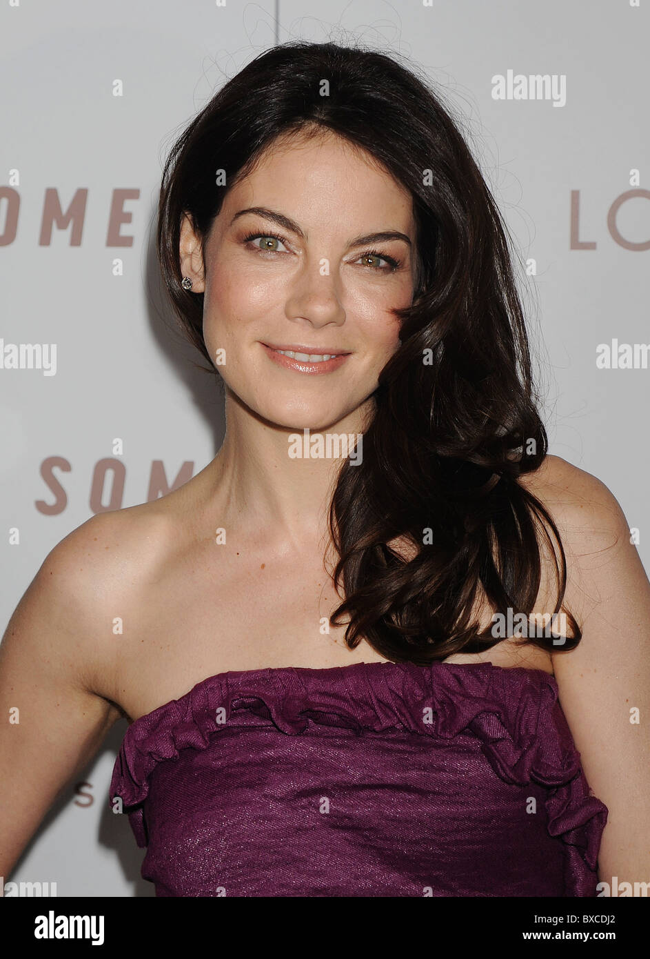 MICHELLE MONAGHAN  US film actress in December 2010. Photo Jeffrey Mayer - Stock Image