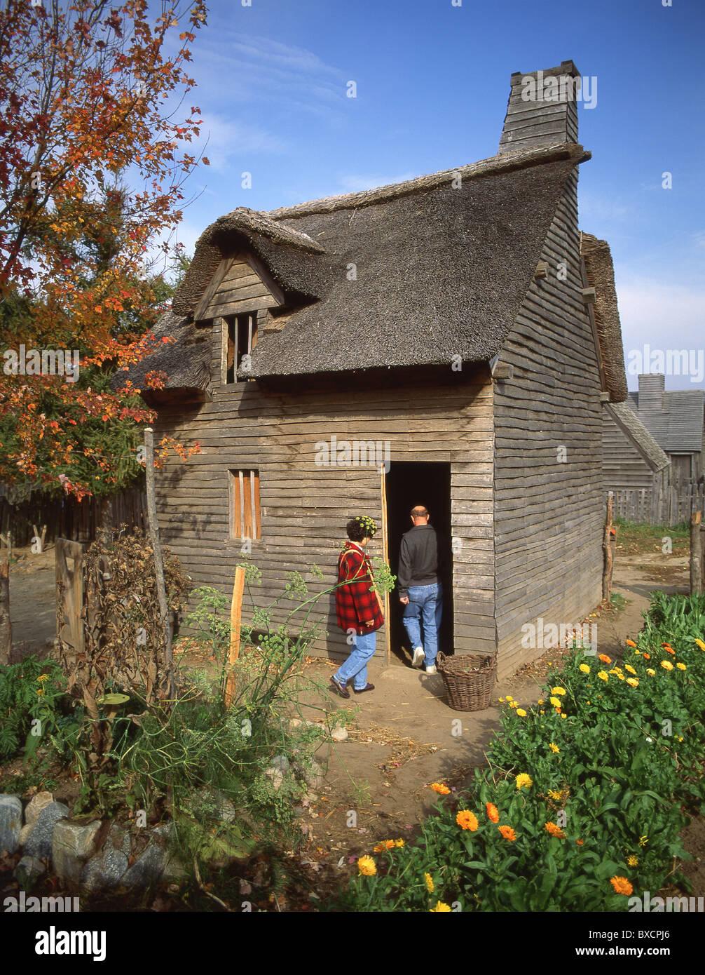 pilgrim house plymouth