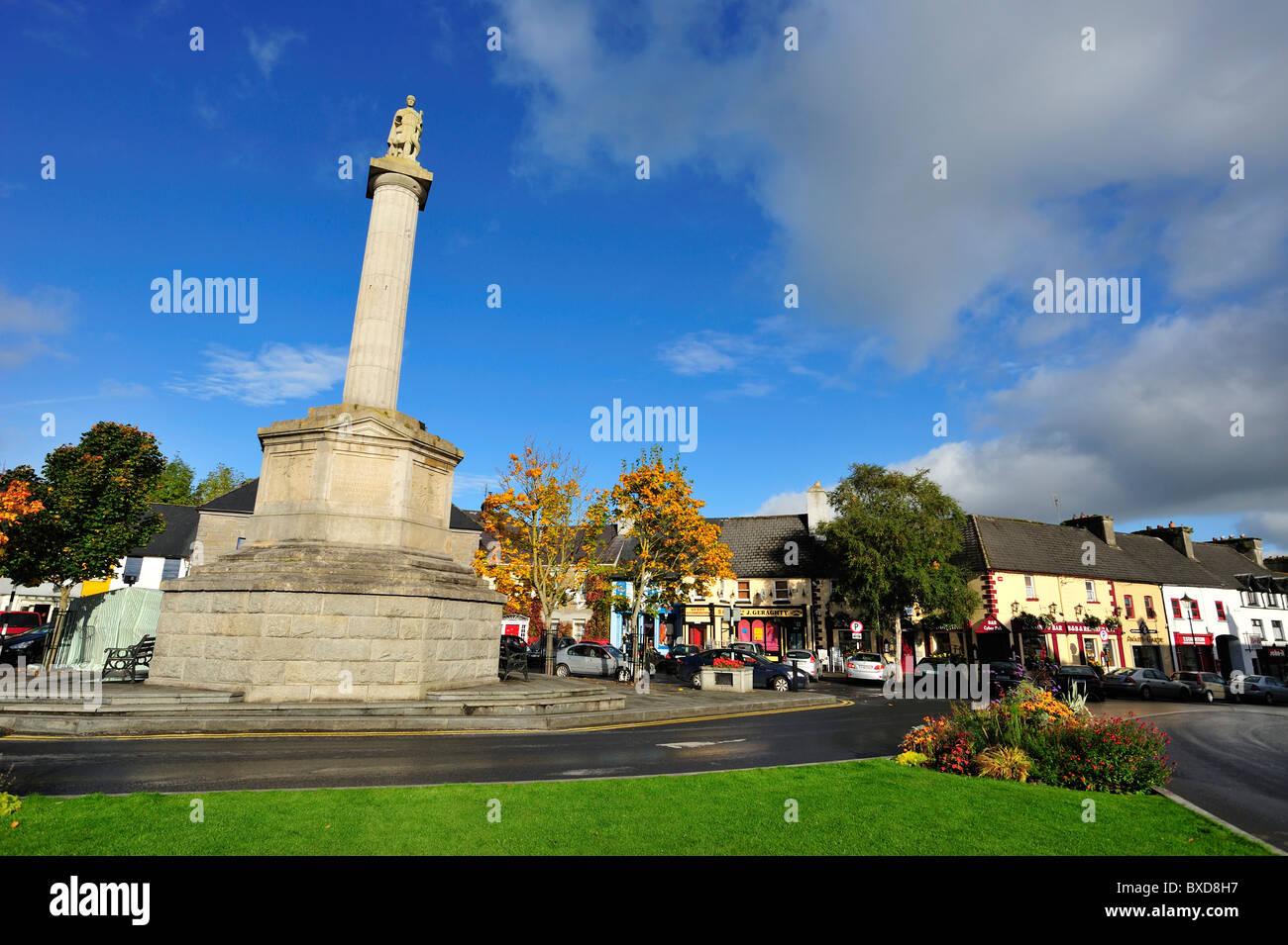e0e18f3a3d0ce Octagon, Westport, County Mayo, Connacht, Republic of Ireland - Stock Image