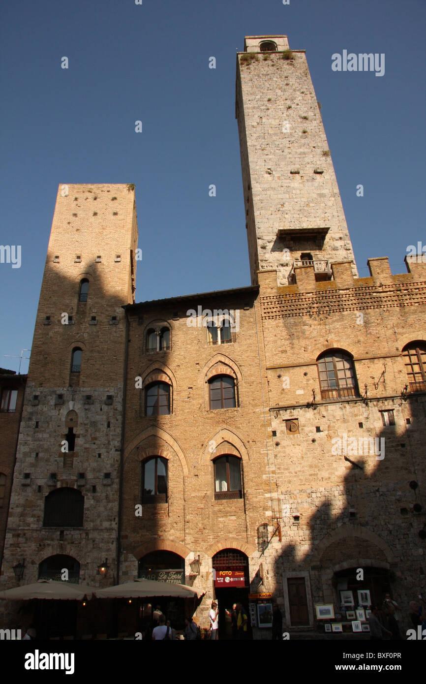San Gimignano - Stock Image