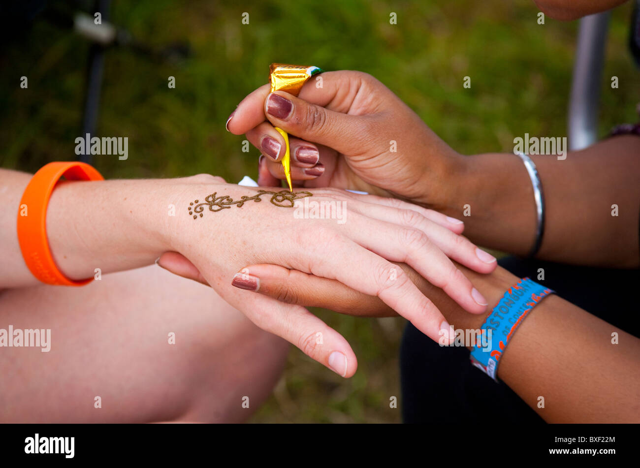 Henna Tattoo Stock Photos & Henna Tattoo Stock Images - Alamy