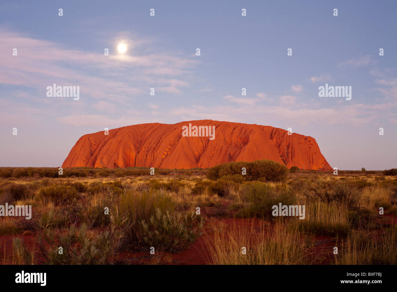 Uluru Rising