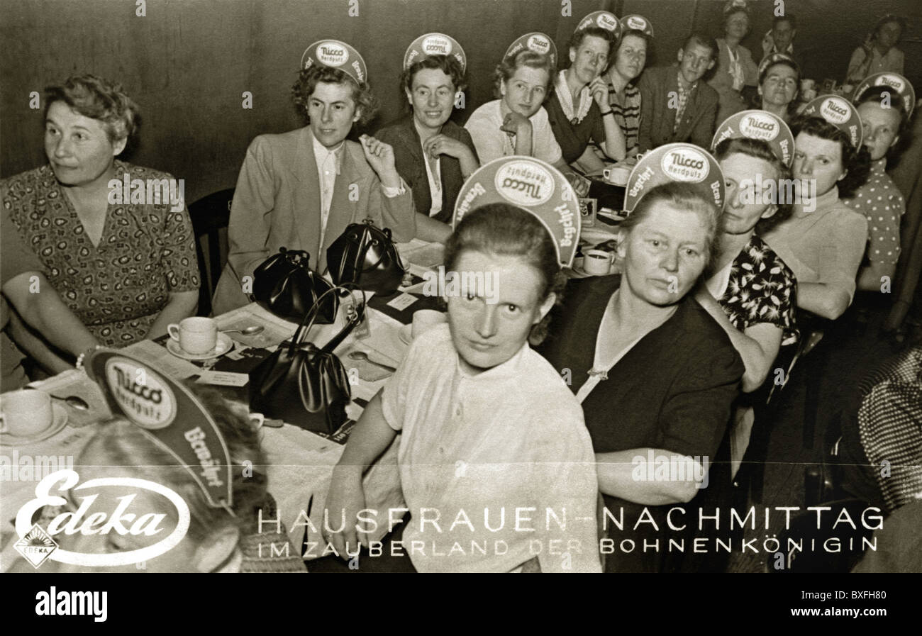 advertising, trade, Germany, circa 1942, Additional-Rights-Clearences-NA - Stock Image