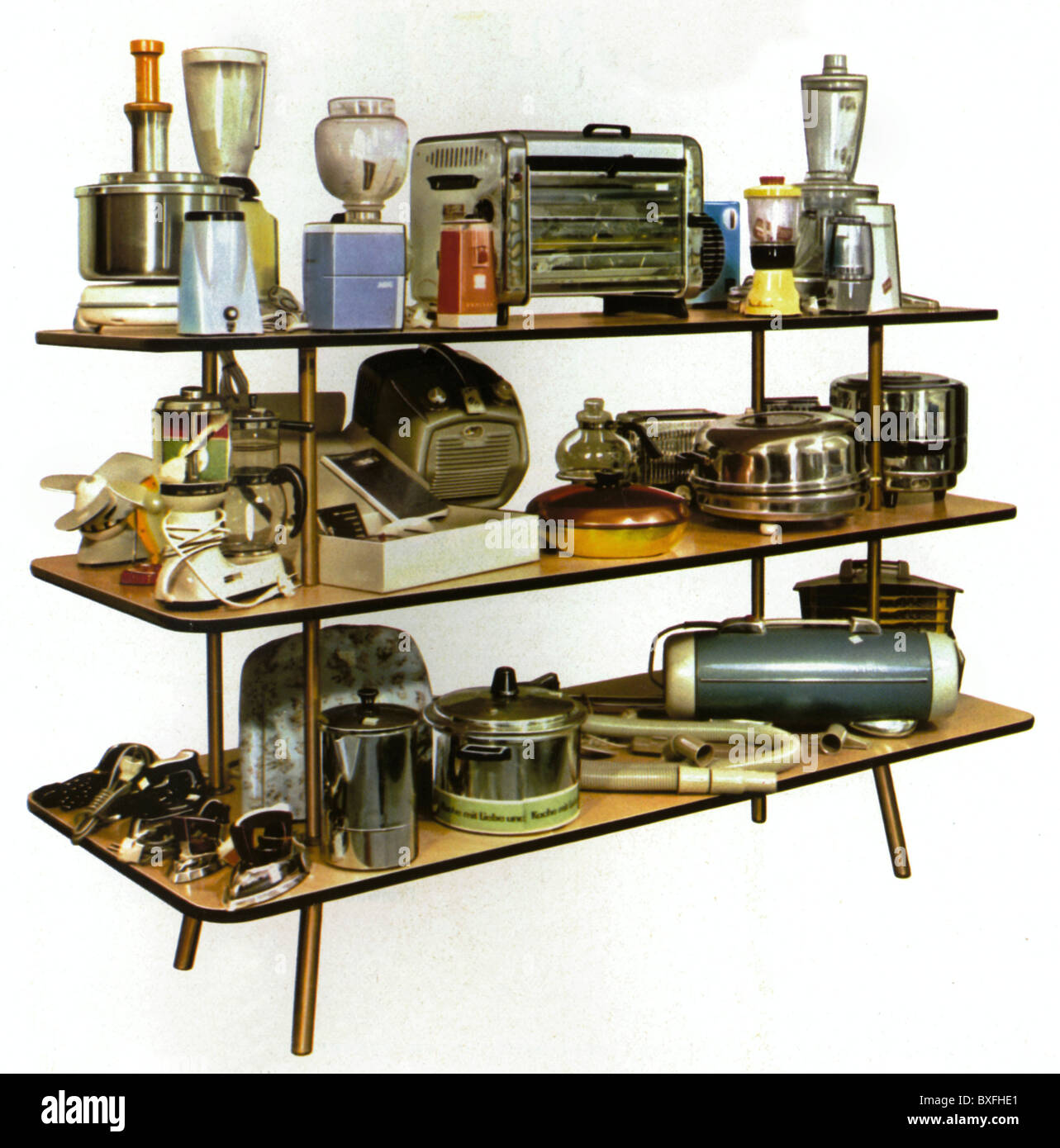 Electrical Appliances And Display Stock Photos & Electrical ... on 60's kitchen furniture, 60's refrigerators, 60's bicycles, 60's light fixtures, 60's jewelry, 60's fireplace, 60's toys, 60's living room, 60's bathrooms, 60's flowers, 60's lamps, 60's kitchen renovations,