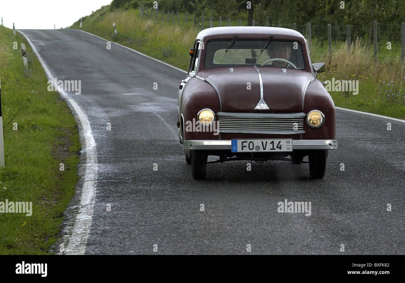 transport / transportation, car, vehicle variants, Lloyd 300, year ...