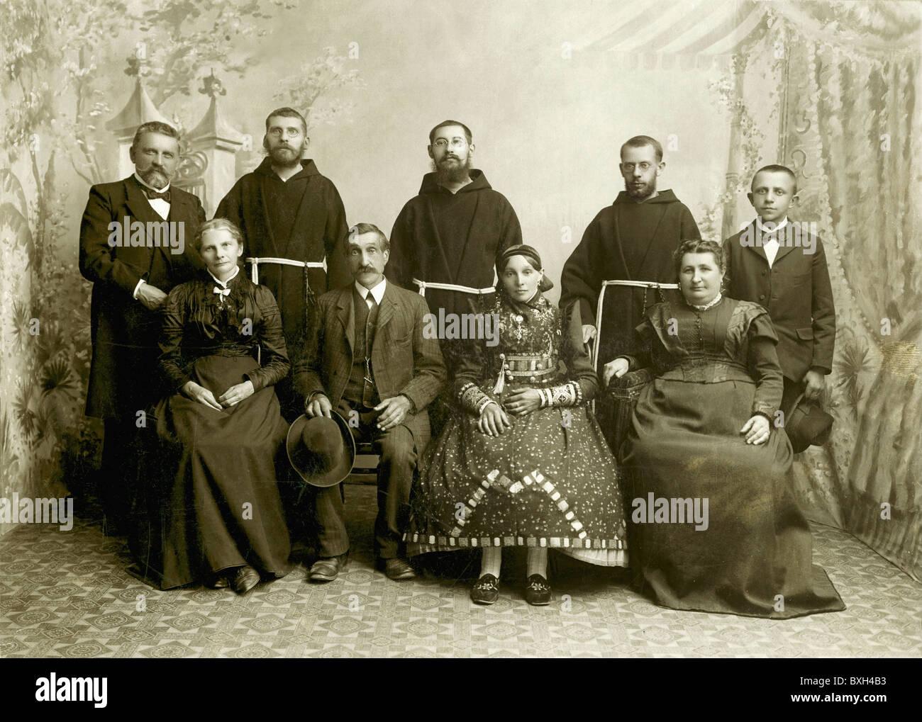 Catholic Monks Group Stock Photos Catholic Monks Group Stock