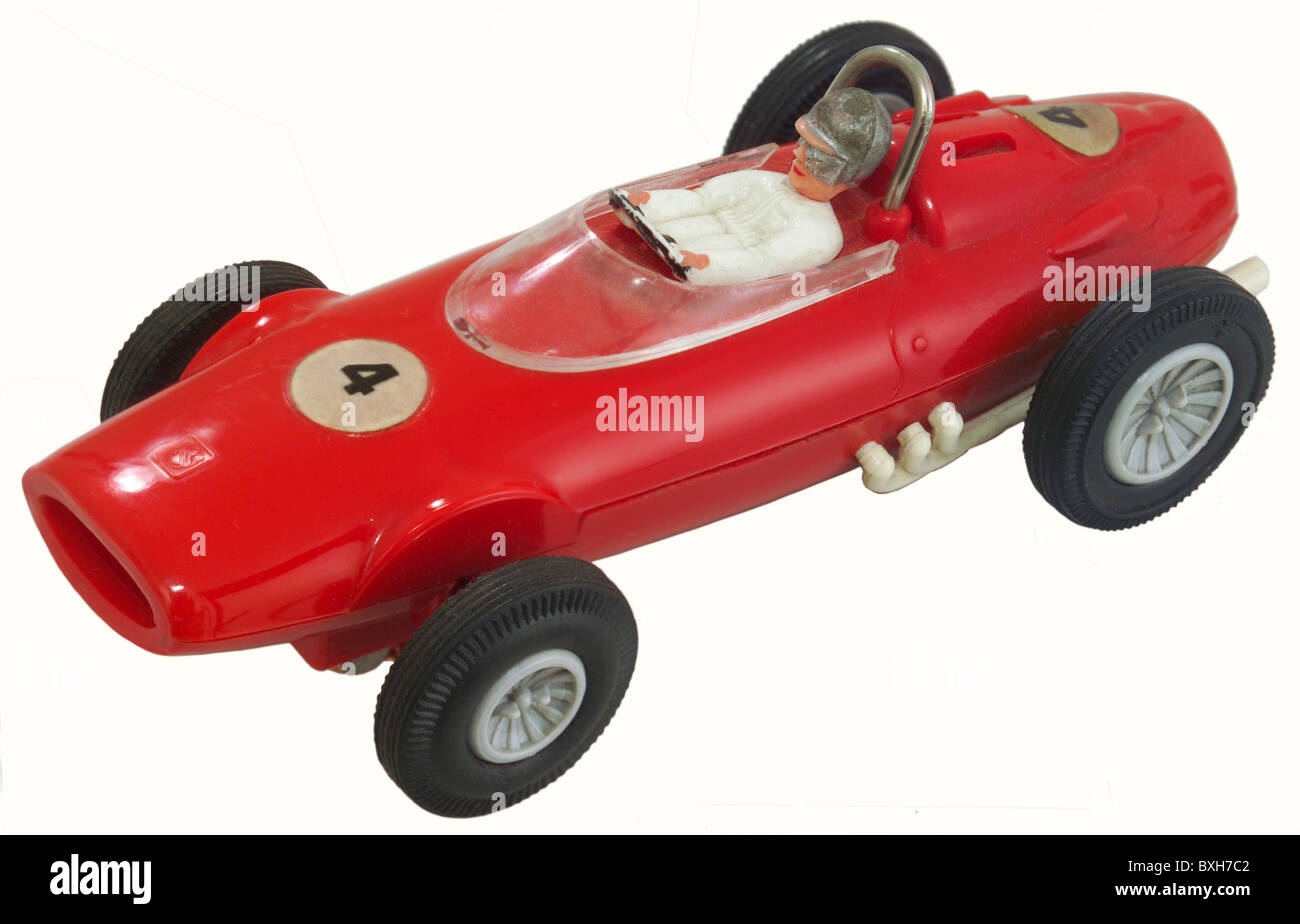 Toys From 1953 : Toys toy cards ferrari racing car italy circa