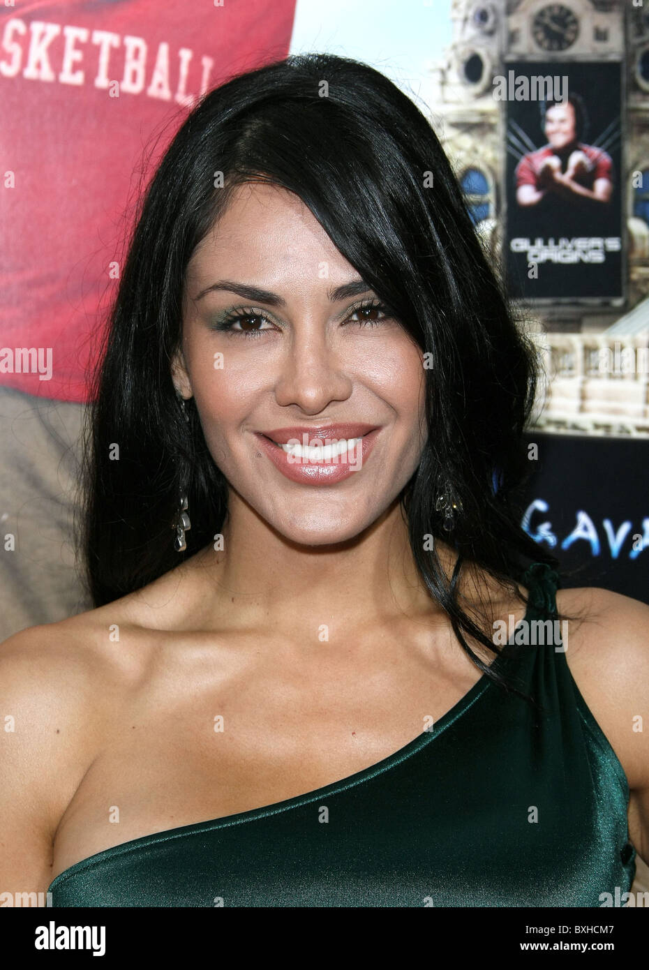 CARLA ORTIZ GULLIVER'S TRAVELS LOS ANGELES PREMIERE HOLLYWOOD LOS ANGELES CALIFORNIA USA 18 December 2010 - Stock Image
