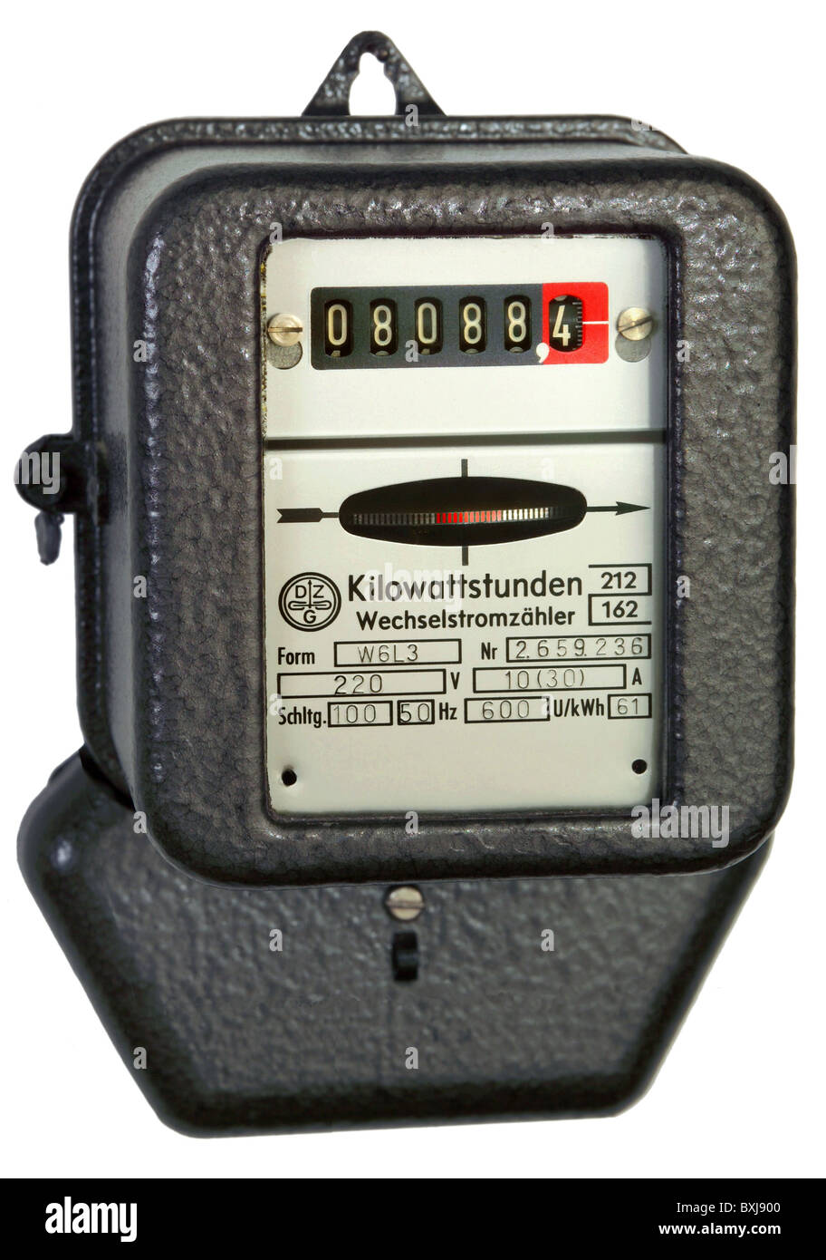 how to stop electric power meter
