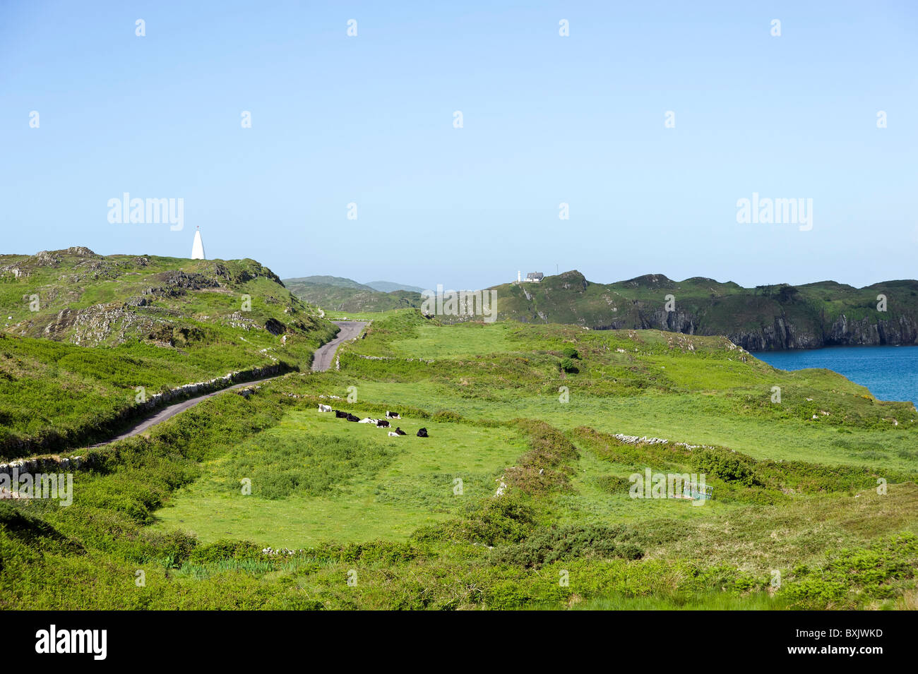Baltimore, County Cork, Ireland - Stock Image