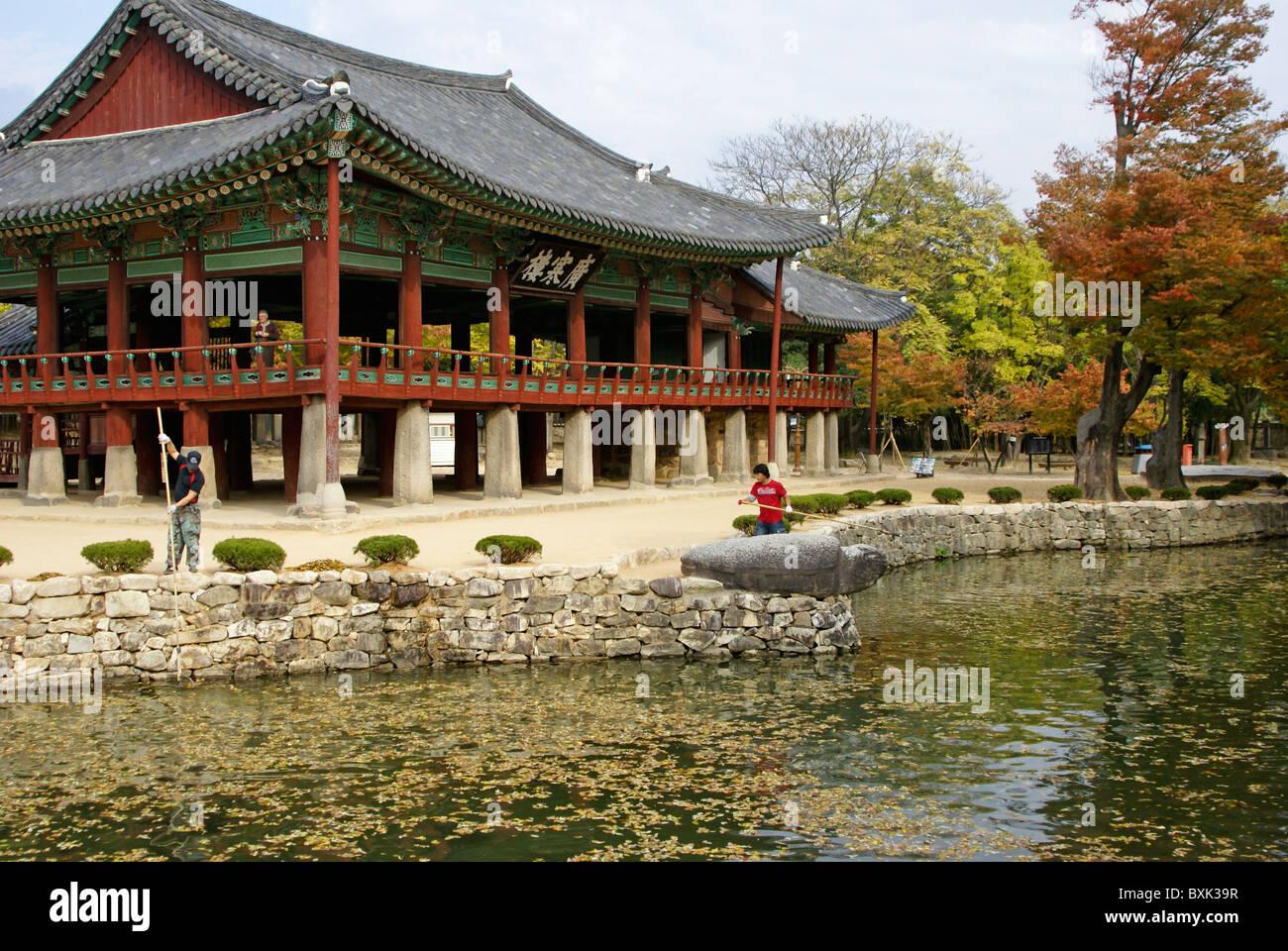 Korea Garden Stock Photos & Korea Garden Stock Images - Alamy