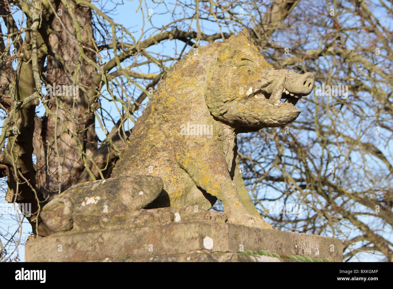 Charlecote - Stock Image