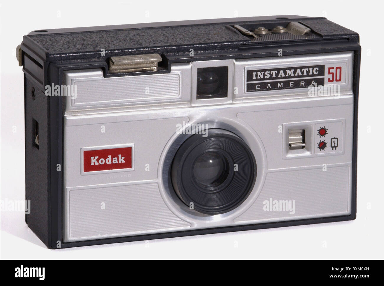 photography, cameras, Kodak Instamatic 50, produced from 1963 until 1966, Made in England, 1960s, 60s, 20th century, - Stock Image