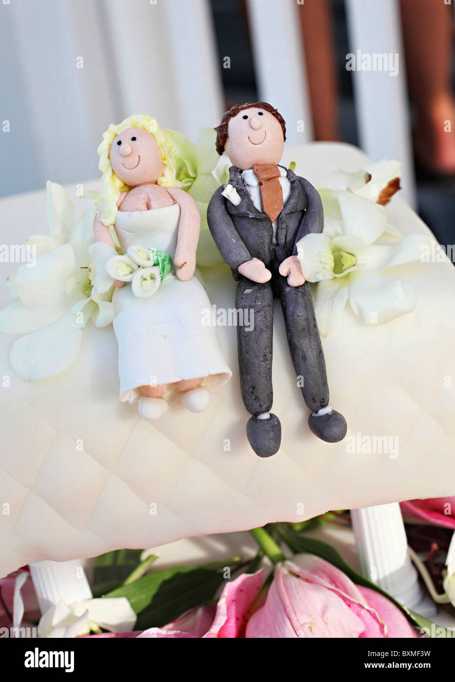 Wedding Cake Topper Stock Photos Wedding Cake Topper Stock Images