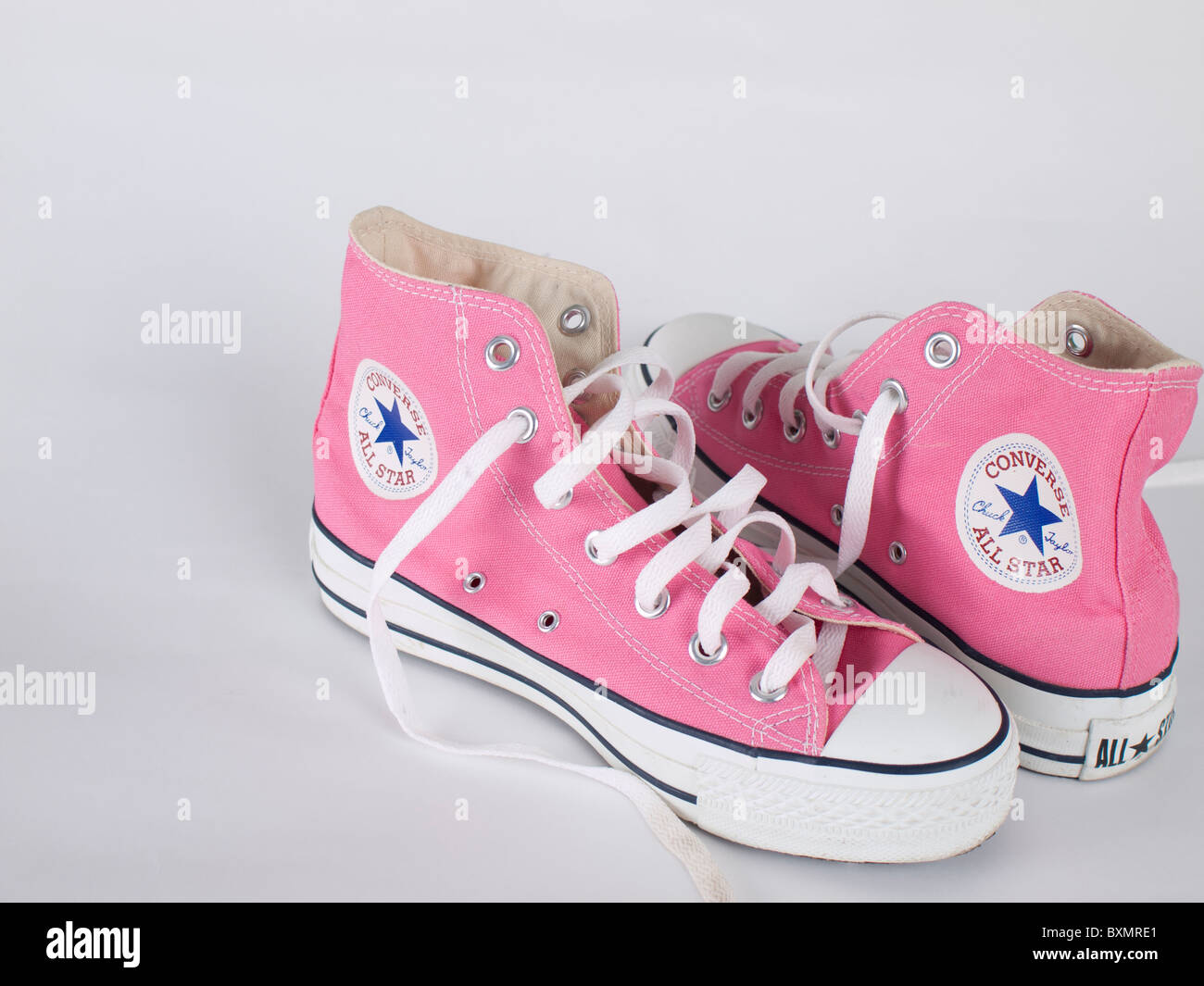 Pink Converse High Resolution Stock Photography and Images - Alamy