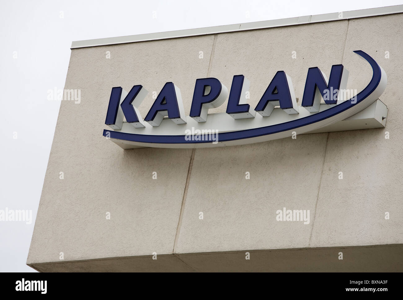 A Kaplan for-profit college.  - Stock Image