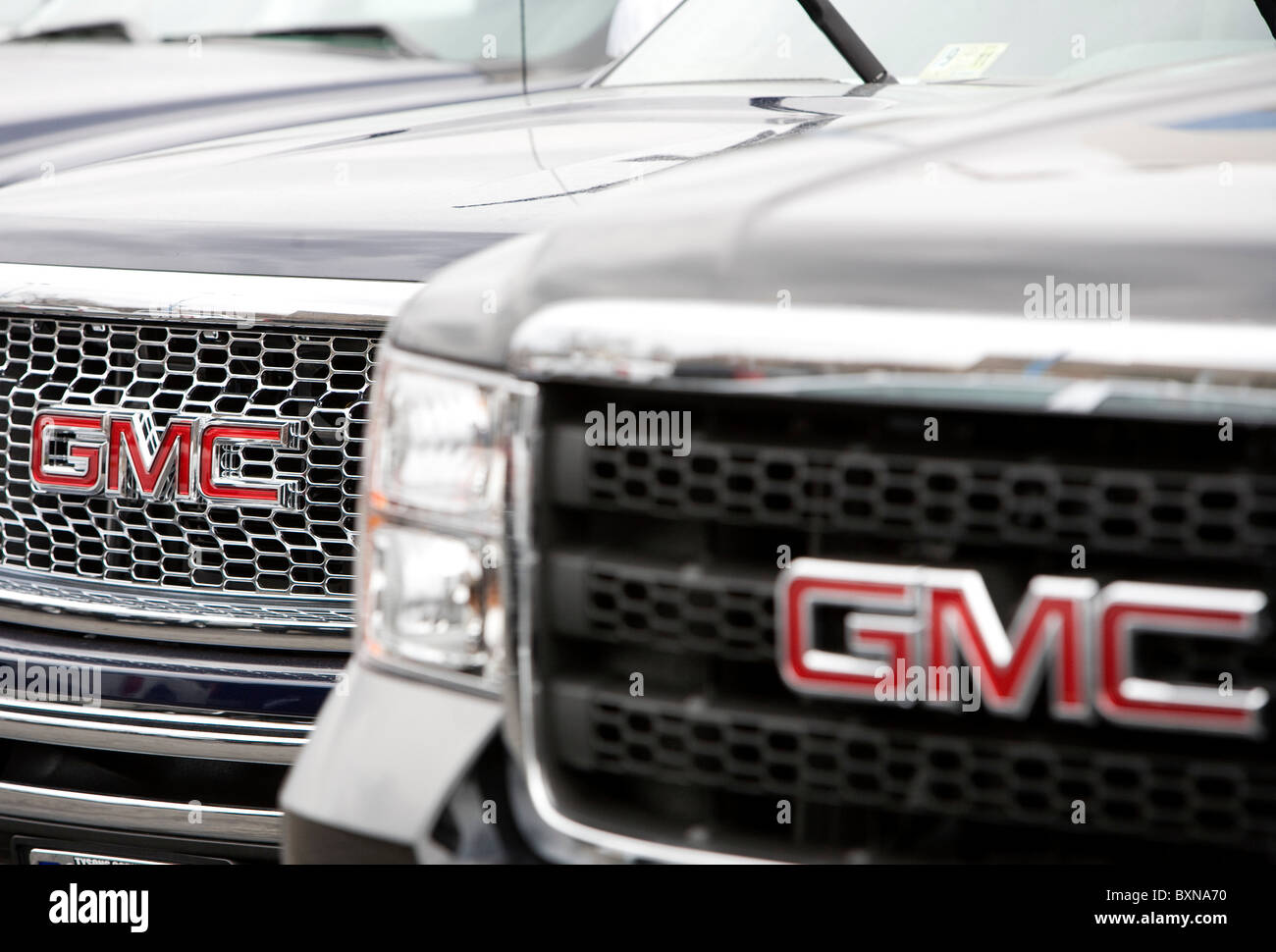 General Motors Dealer Lot Stock Photos & General Motors ...